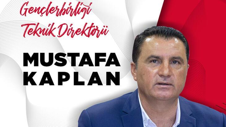 Son dakika - Gençlerbirliği'nde Mustafa Kaplan dönemi