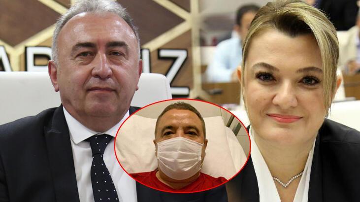 Antalya Büyükşehir'de yetki krizi