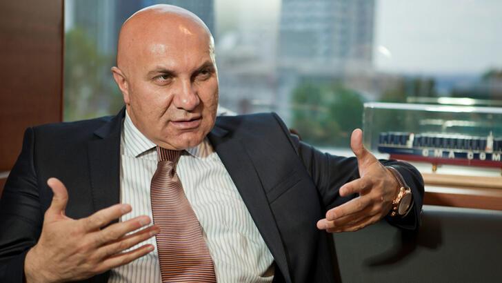 Samsunspor Başkanı Yıldırım'ın Kovid-19 testi pozitif çıktı