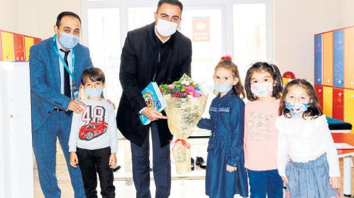 Çocukların kitabı Başkan Erdoğan'dan