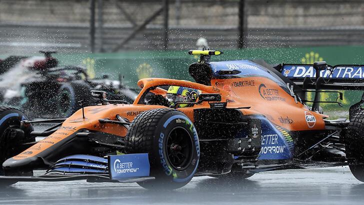 Formula 1 DHL Türkiye Grand Prix'si öncesi Carlos Sainz ve Lando Norris'e ceza!