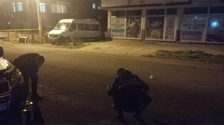 Tekirdağ'da silahlı saldırı! 1 kişi hayatını kaybetti