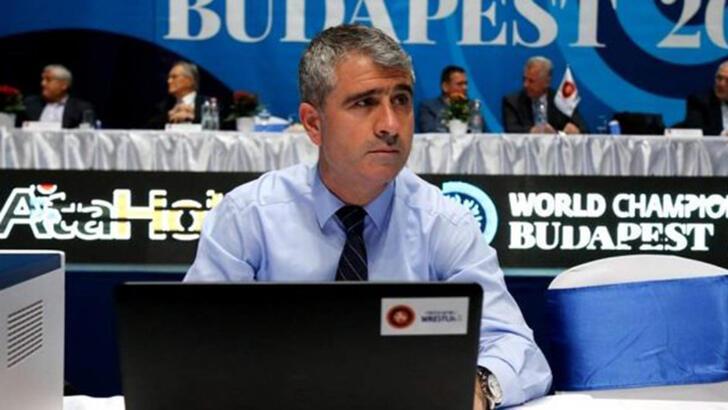 Güreşte MHK Başkanı İbrahim Cicioğlu Kovid-19'a yakalandı