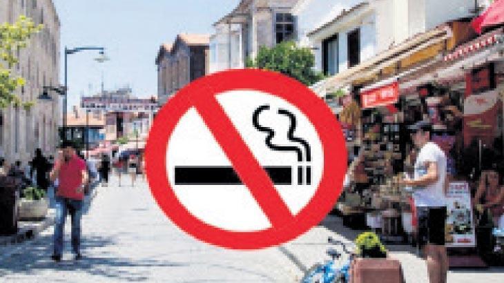 Hangi sokaklarda sigara içilmeyecek