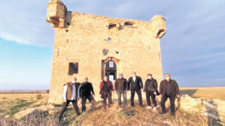 Validen Troya Tarihi Milli Parkı'nda inceleme
