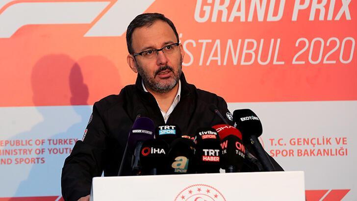 Bakan Kasapoğlu: 'Yarım kalmış bir hikaye'