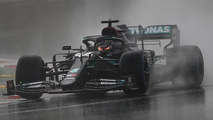 Son dakika - Formula 1 DHL Türkiye Grand Prix'sinde tarihi start!