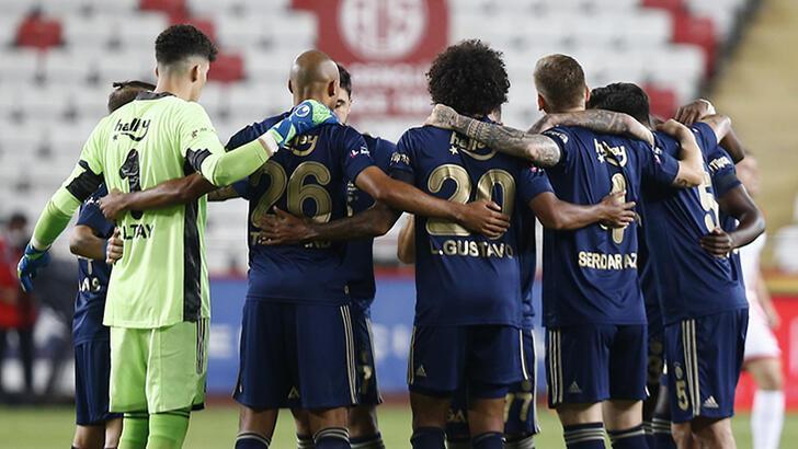 Son dakika - Hazırlık maçında Fenerbahçe'nin rakibi Karagümrük