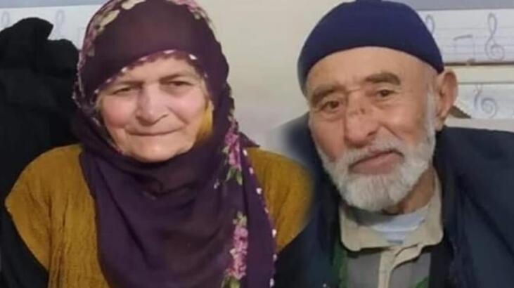 Amasya'da yaşlı çift, aynı gün koronavirüsten hayatını kaybetti!