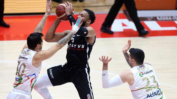 Petkimspor-Beşiktaş: 82-72