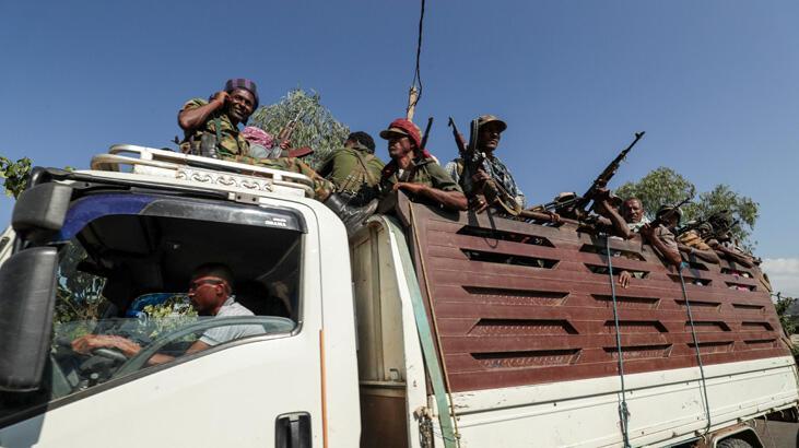 Etiyopya'da yolcu otobüsüne silahlı saldırı: 34 ölü