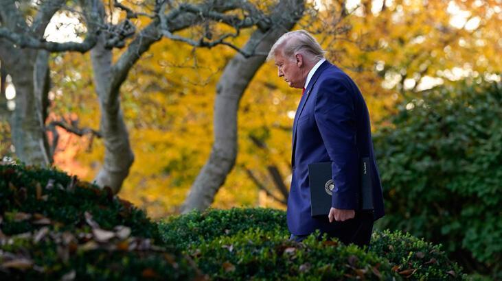 Trump durmuyor! Yine 'hile' dedi