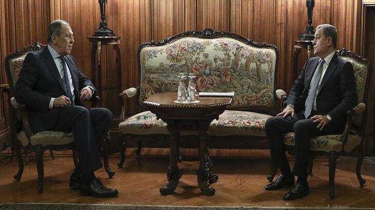 Bayramov ve Lavrov Dağlık Karabağ'ı görüştü