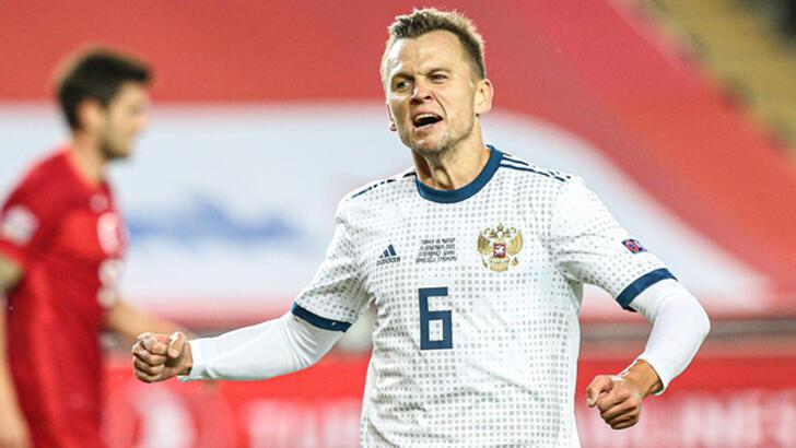 Rusya'da Cheryshev'den penaltı tepkisi!