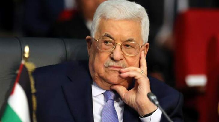 Abbas, Pakistan'ın İsrail'i tanımayı reddeden tavrını övdü