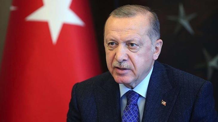 Cumhurbaşkanı Erdoğan'dan yanan tarihi Vaniköy Camii paylaşımı