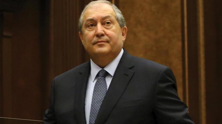 Sarkisyan, BAE'de Azerbaycan ile yapılan ateşkesi görüştü