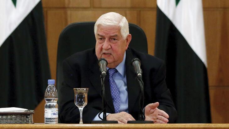 Son dakika haberi: Esad rejiminin Dışişleri Bakanı Velid Muallim öldü