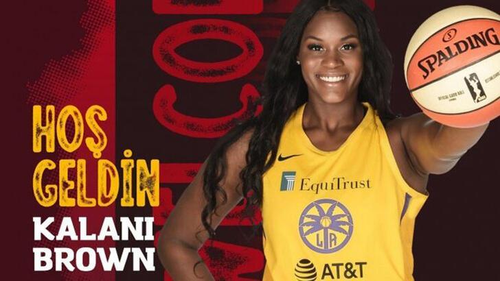Bellona Kayseri Basketbol, Kalani Brown'u transfer etti