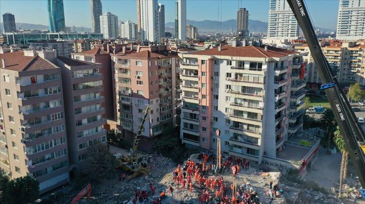 Son dakika... AFAD'dan İzmir depremi açıklaması