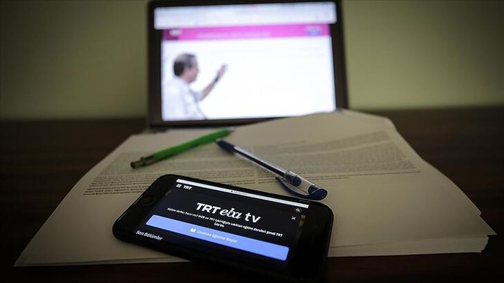 EBA 16-20 Kasım ders tekrar programı yayımlandı! EBA TV ilkokul, ortaokul, lise ders programı