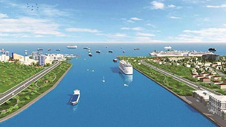 Kanal İstanbul Projesi nedir? Kanal İstanbul güzergahı 2020 imar planı neresi?