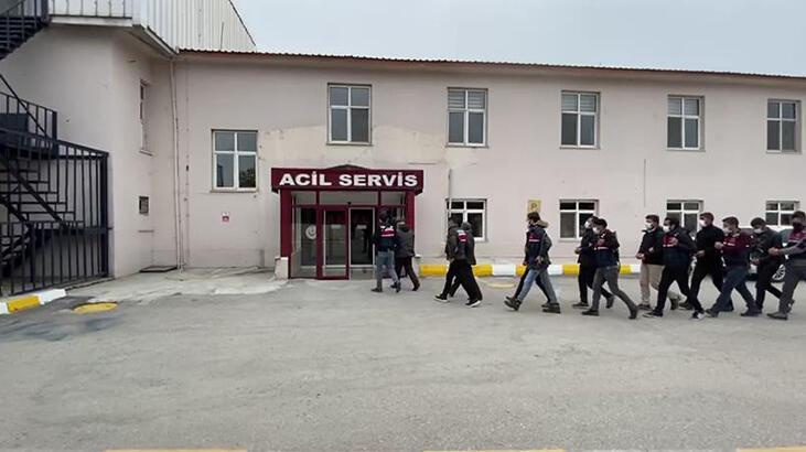 Van merkezli 3 ilde PKK operasyonu! 13 kişi gözaltına alındı