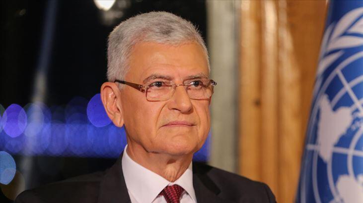 BM Genel Kurulu Başkanı Volkan Bozkır'dan Uğur Şahin ve Özlem Türeci'ye davet