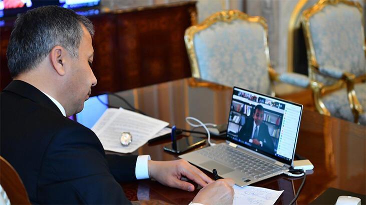 İstanbul'da koronavirüs toplantısı! Vali açıklama yaptı
