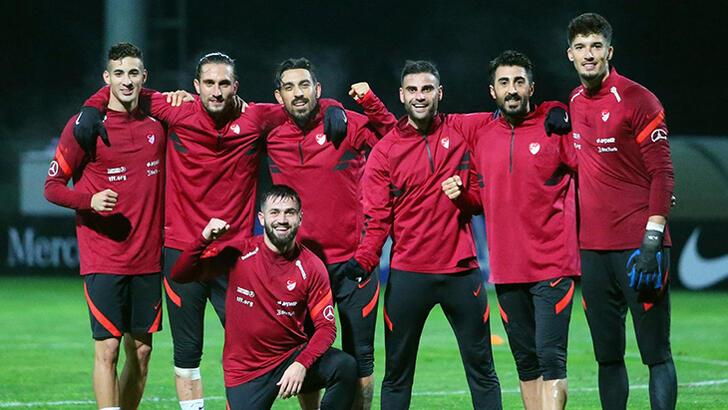 A Milli Futbol Takımı'nda Macaristan hazırlığı!