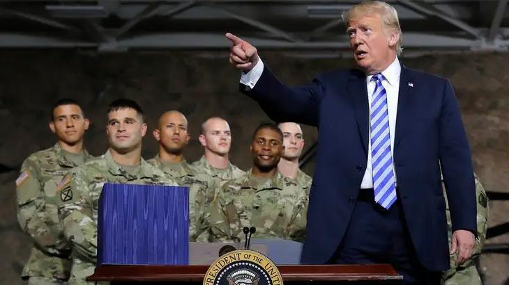 Son Dakika: Beklenen talimat geldi! ABD ordusu...