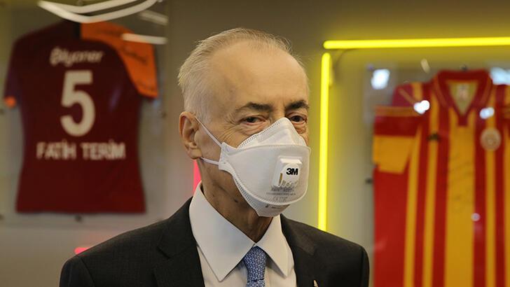Son dakika - Galatasaray'da Mustafa Cengiz başkan adayı oluyor!