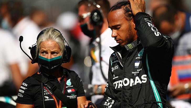 Son dakika - Formula 1 şampiyonu Hamilton açıkladı! İşte gizli kahraman...