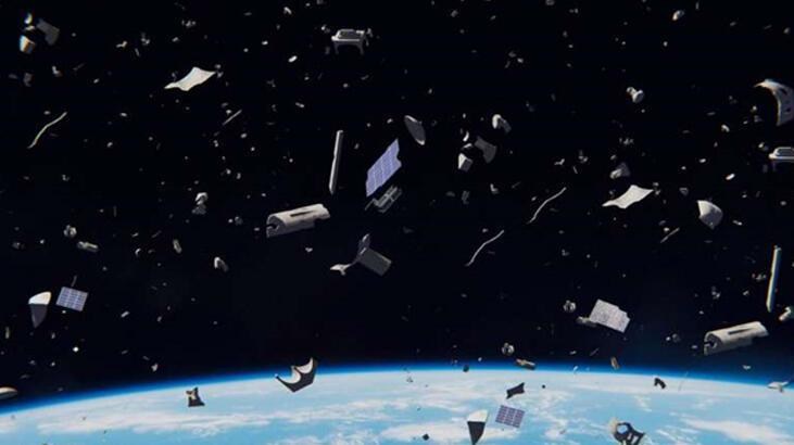 Uzayı çöplük haline getirdik