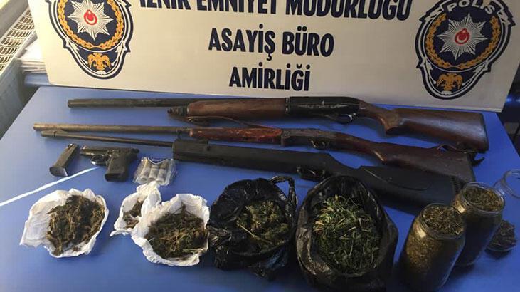 İznik'te uyuşturucu operasyonu: 4 gözaltı