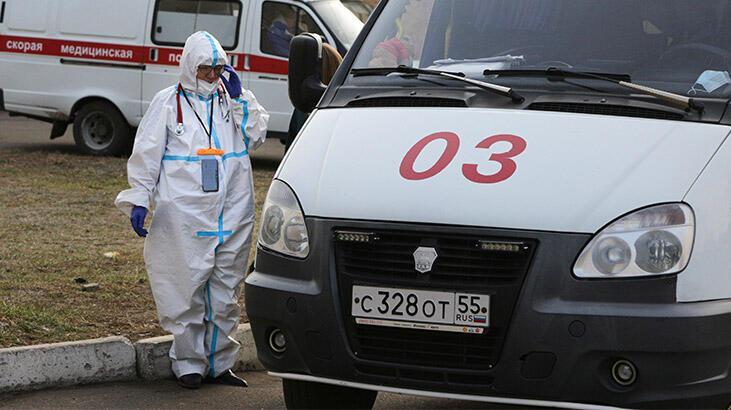 Rusya'da günlük ölü sayısı en yüksek seviyeye ulaştı!