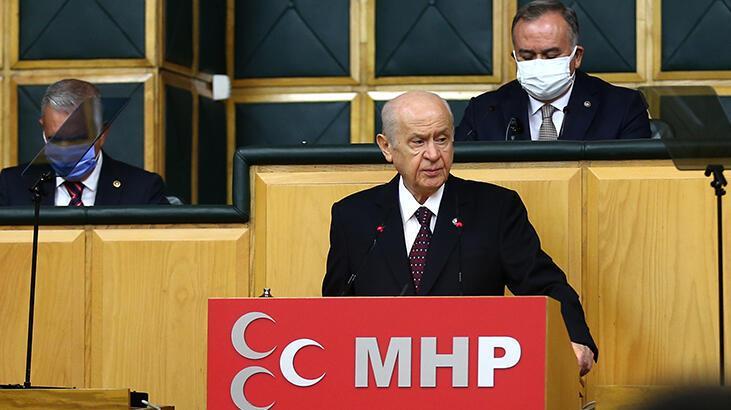 Son dakika... MHP lideri Bahçeli'den önemli açıklamalar