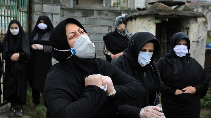 İran'da son 24 saatte 482 ölüm