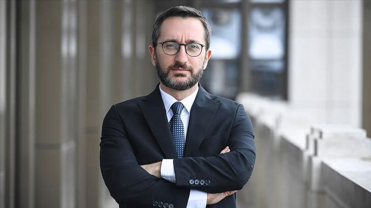 İletişim Başkanı Fahrettin Altun'dan Kılıçdaroğlu'na cevap