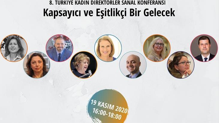 8. Türkiye Kadın Direktörler Konferansı 19 Kasım'da gerçekleştirilecek