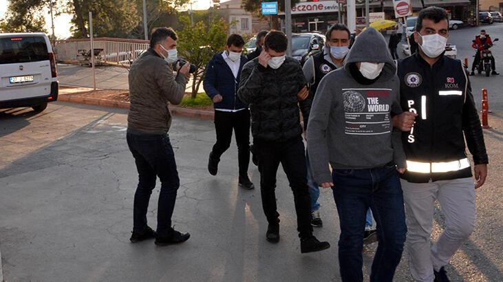 4 ilde FETÖ operasyonu! 8 kişi gözaltına alındı