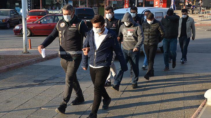 Kahramanmaraş merkezli 4 ilde FETÖ operasyonu: 8 gözaltı