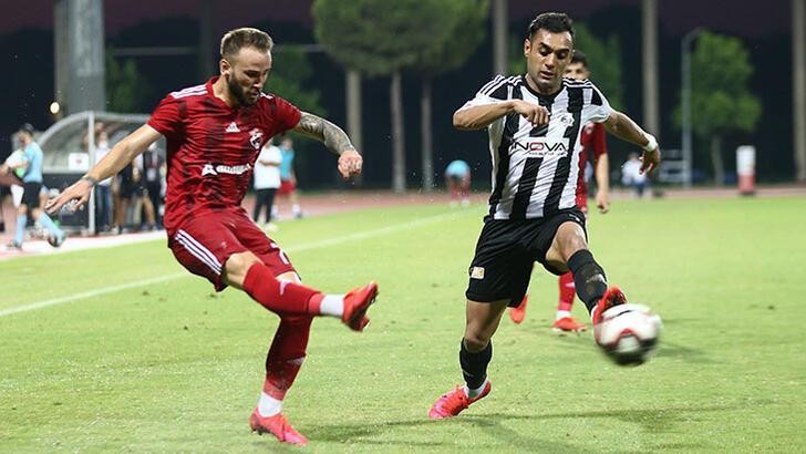 Anagold 24Erzincanspor'da 5 futbolcu Kovid-19'a yakalandı