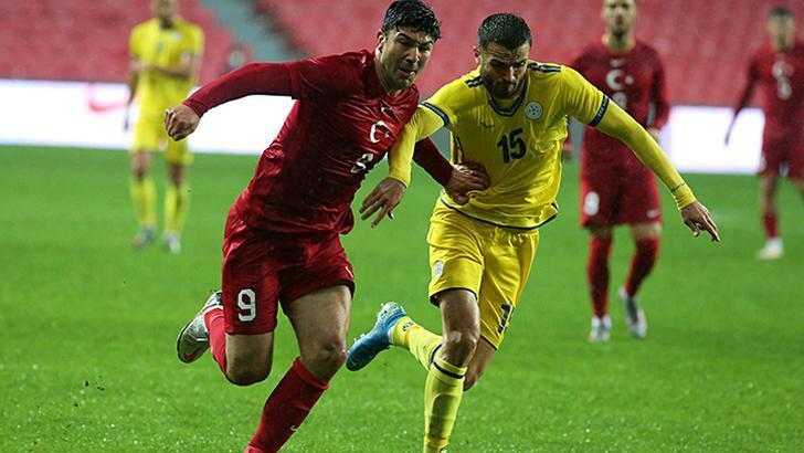 Türkiye - Kosova: 3-0
