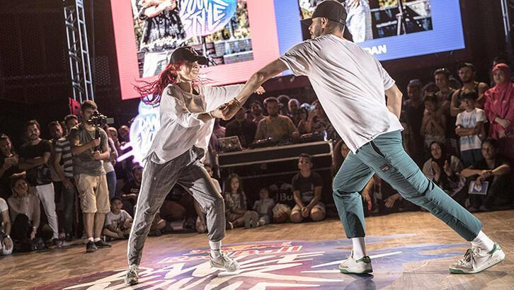 Red Bull Dance Your Style sahnesinden hikâyeler