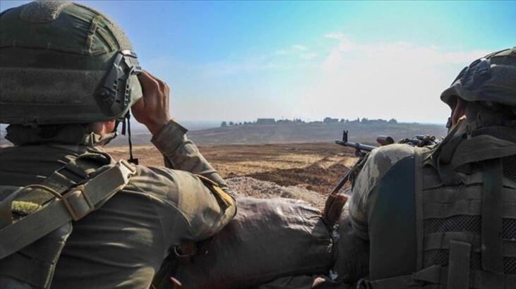 Son dakika... Fırat Kalkanı bölgesinde 6 PKK'lı etkisiz hale getirildi