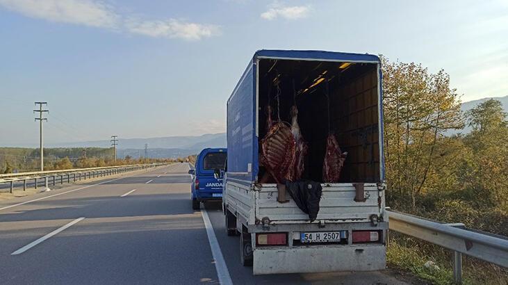 Bozuk etleri piyasaya sürecekken yakalandılar!