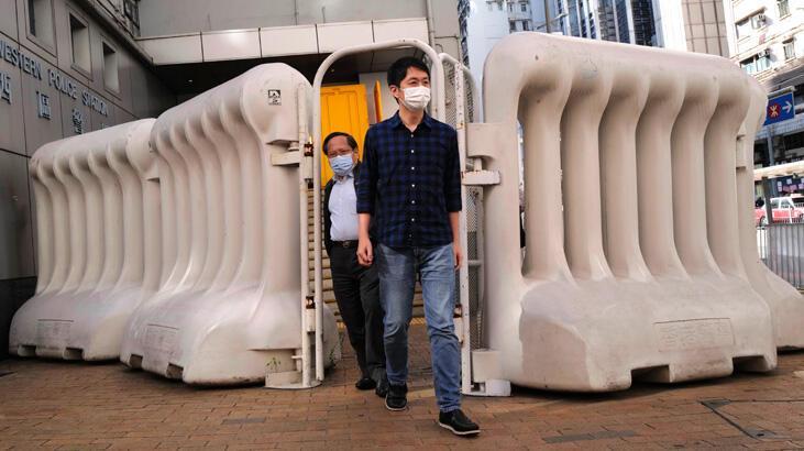 Hong Kong'da muhalif siyasetçilere gözaltı