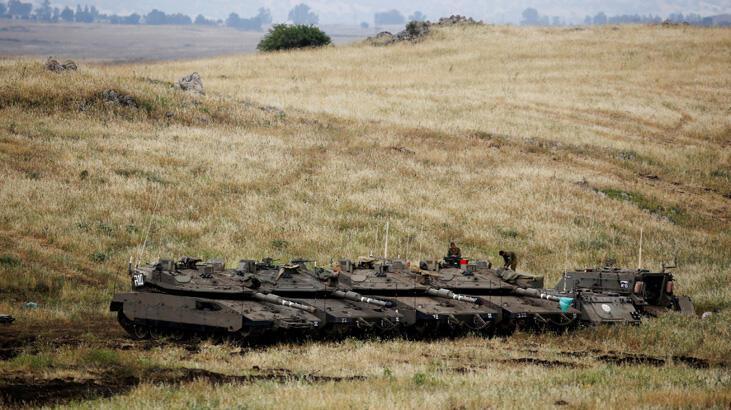 İsrail Suriye'nin güneyini vurdu, üç asker hayatını kaybetti