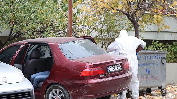 Edirne'de otomobilinde intihar etti